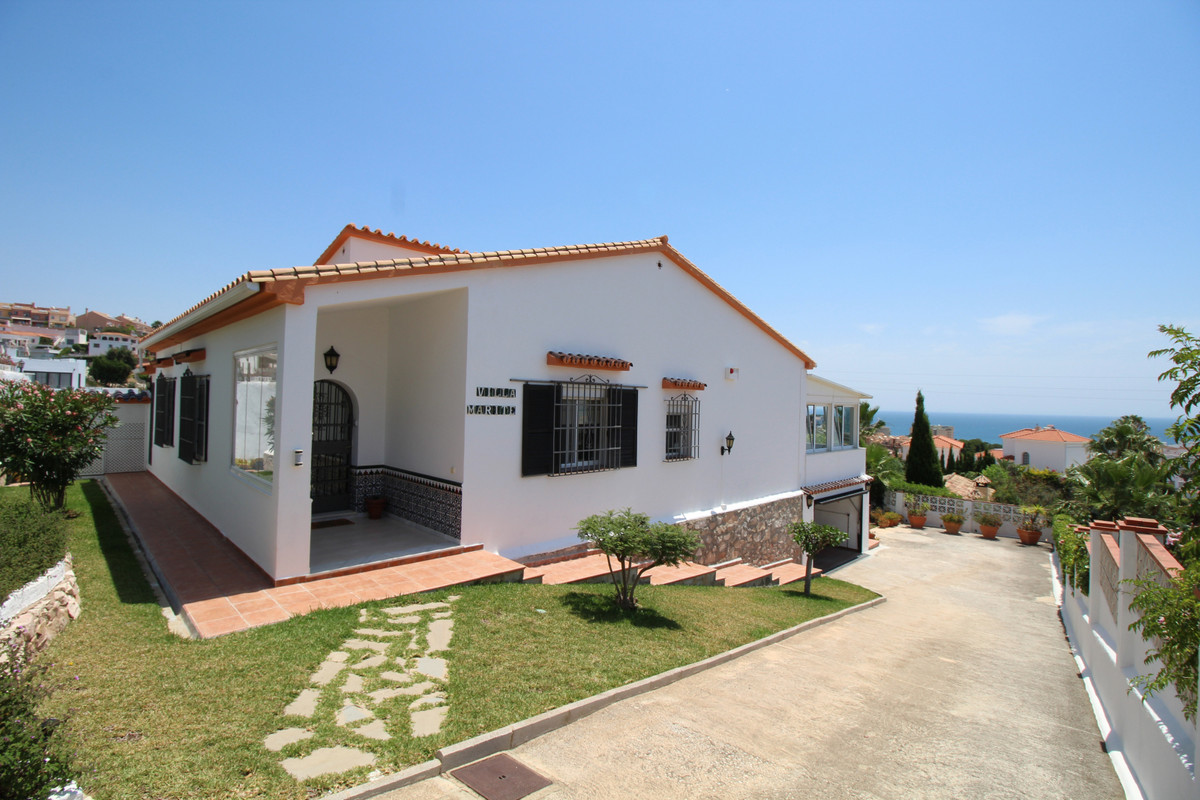 Great detached villa in Torreblanca  This 3 bedroom property has the most spectacular panoramic view,Spain