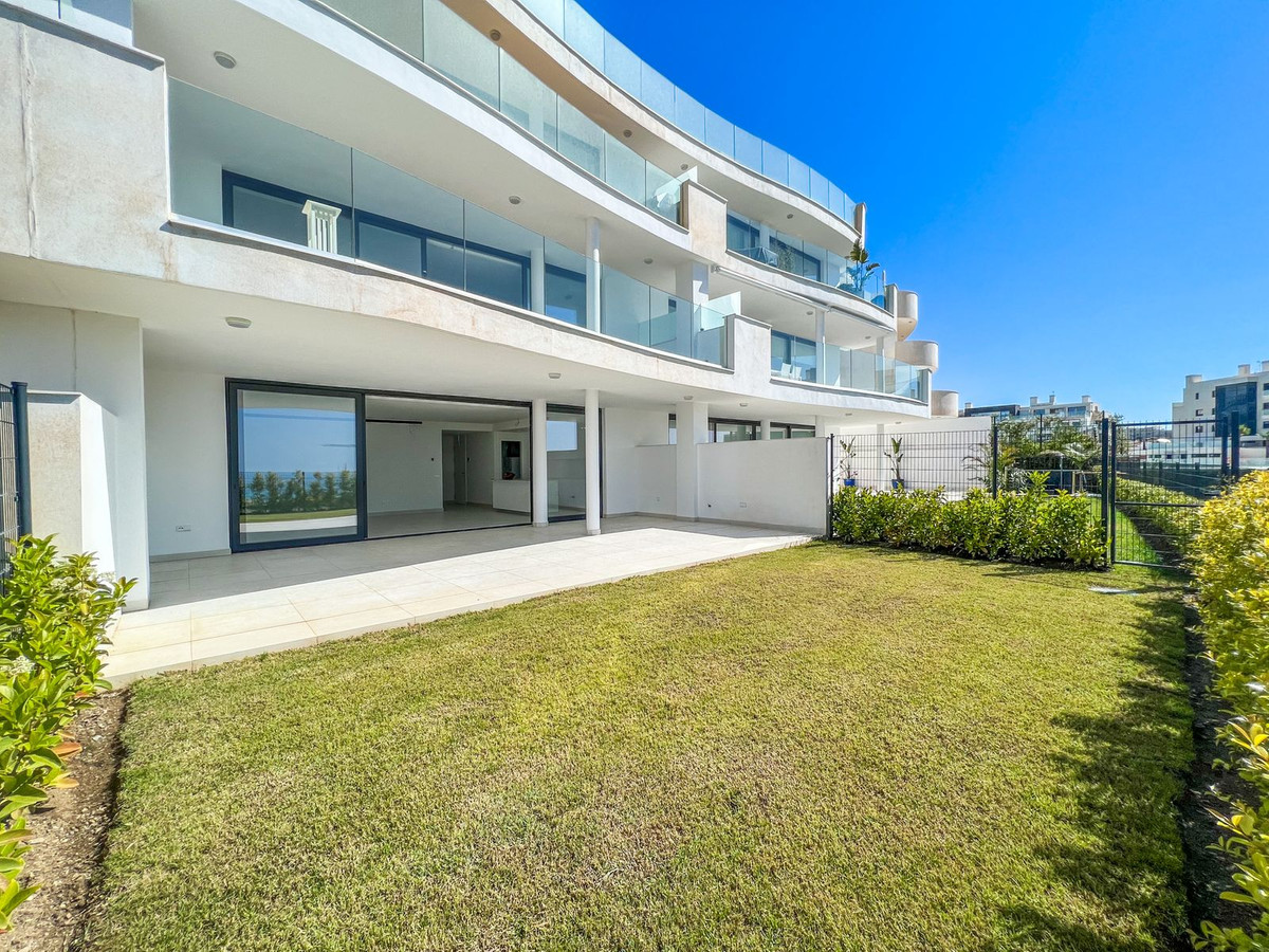 Resale unit in Higueron West. Luxury south facing Garden Apartment under construction, with 2 bedroo,Spain