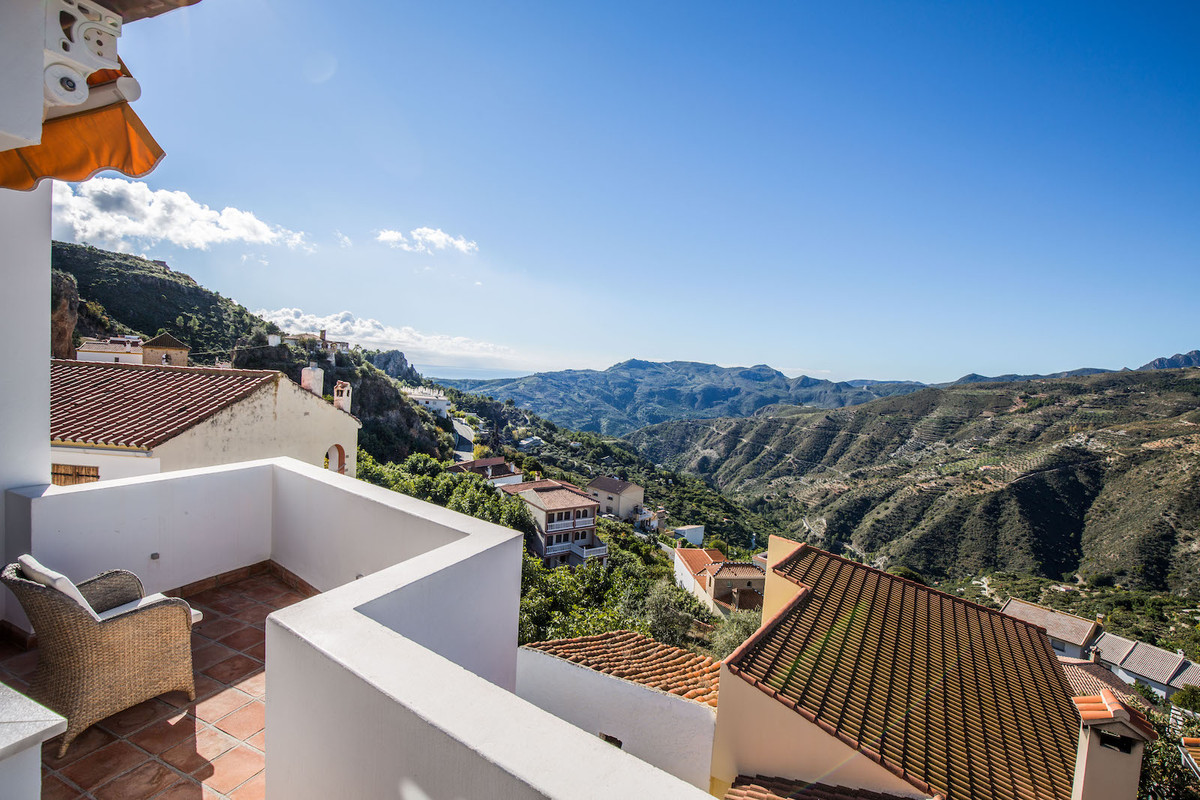 2 FANTASTIC TOTAL RENOVATED VILLAGE HOUSES ARE SOLD TOGETHER.   MOUNTAIN HOUSE IN LENTEGI.  These 2 ,Spain