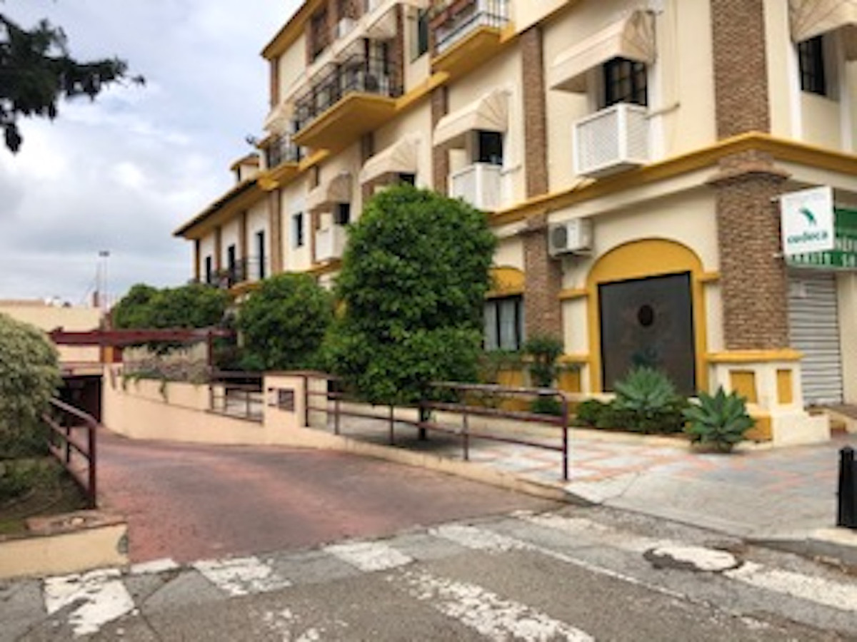 Sought after private parking in the center of Fuengirola!  The parking spot is located in a garage, , Spain