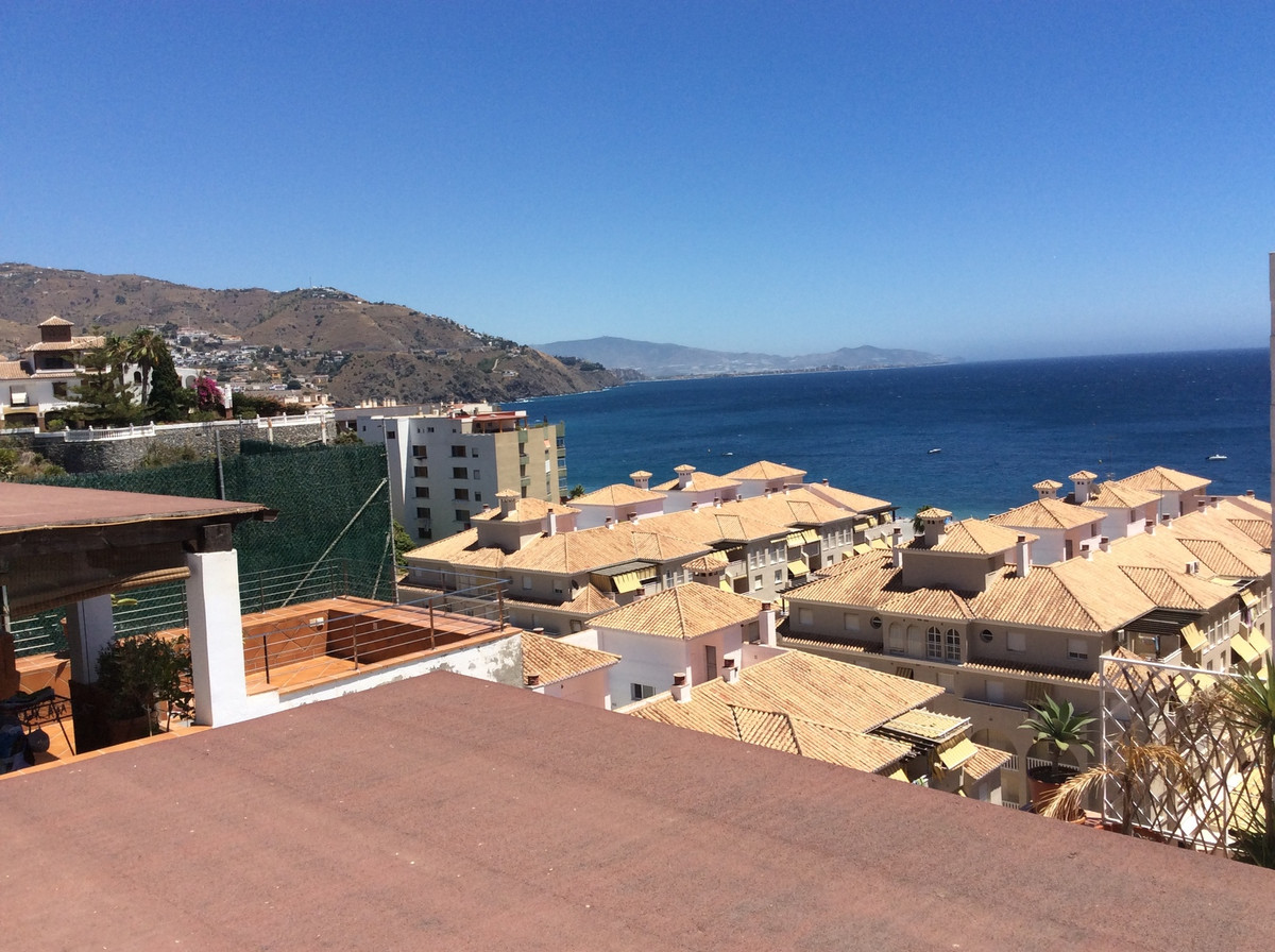 Town house for sale in Almunecar, .  Well appointed, in the  second line to the beach, with 3 bedroo, Spain