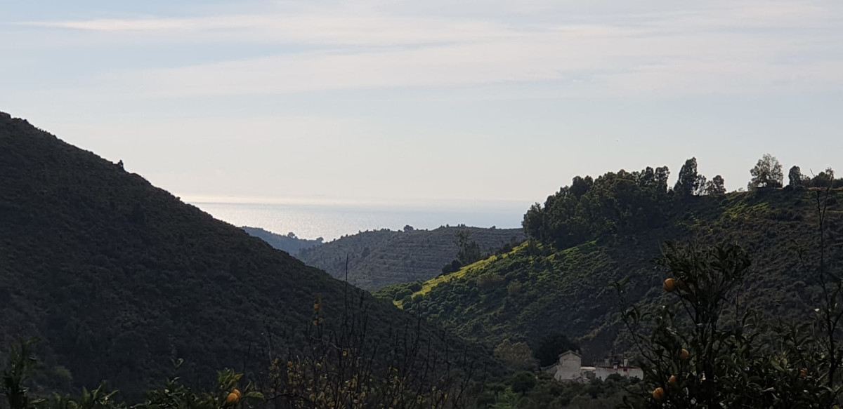 South orientation and sea views. Great rustic land with ruin 30m2 with sea views. The land consists ,Spain