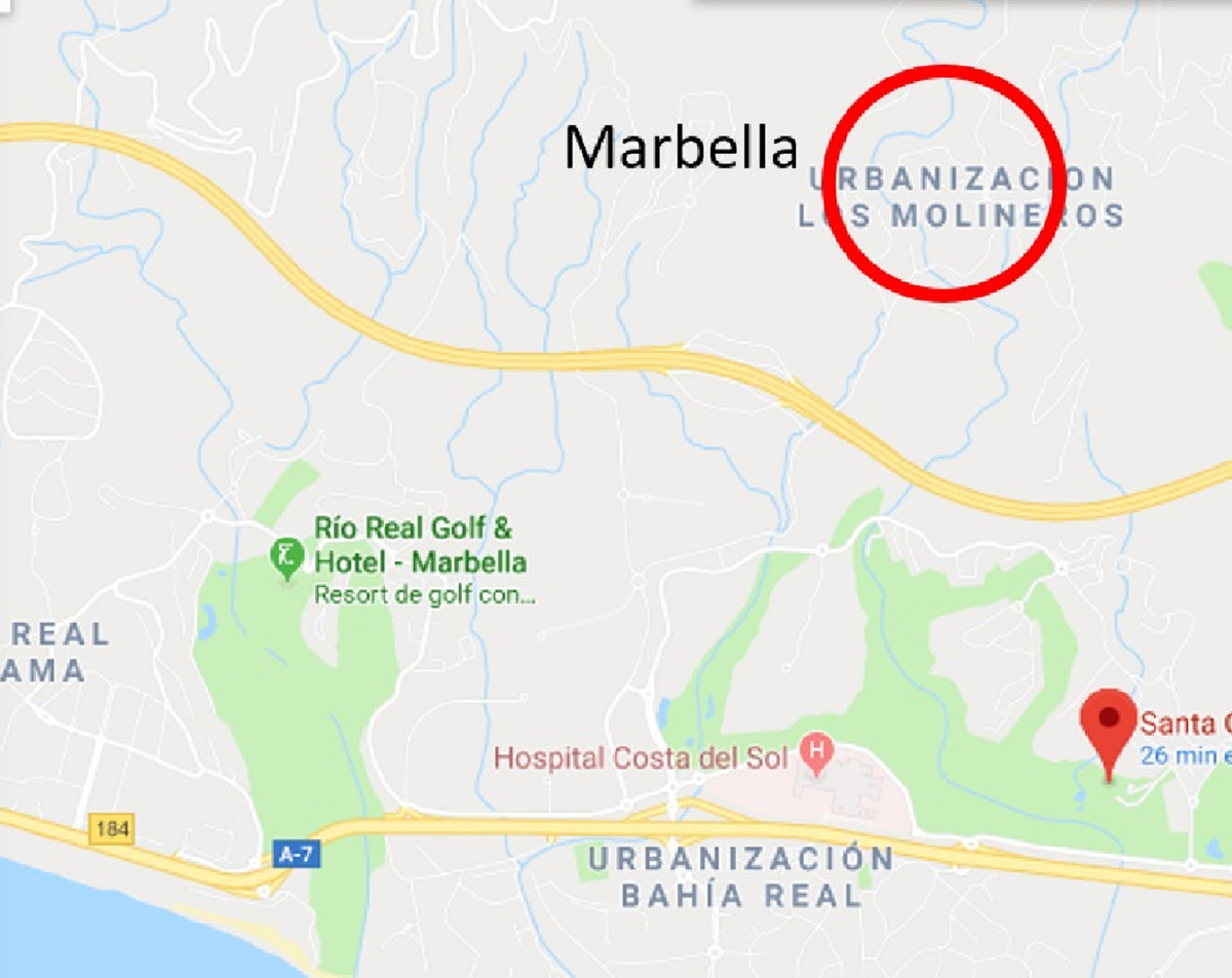 Plot  for sale in Marbella, Costa del Sol