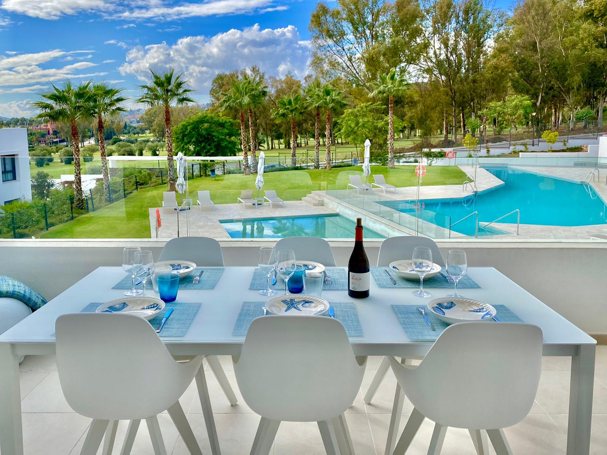 Recently completed this modern project features just 56 units, with 2 or 3 bedroom apartments and 2 ,Spain