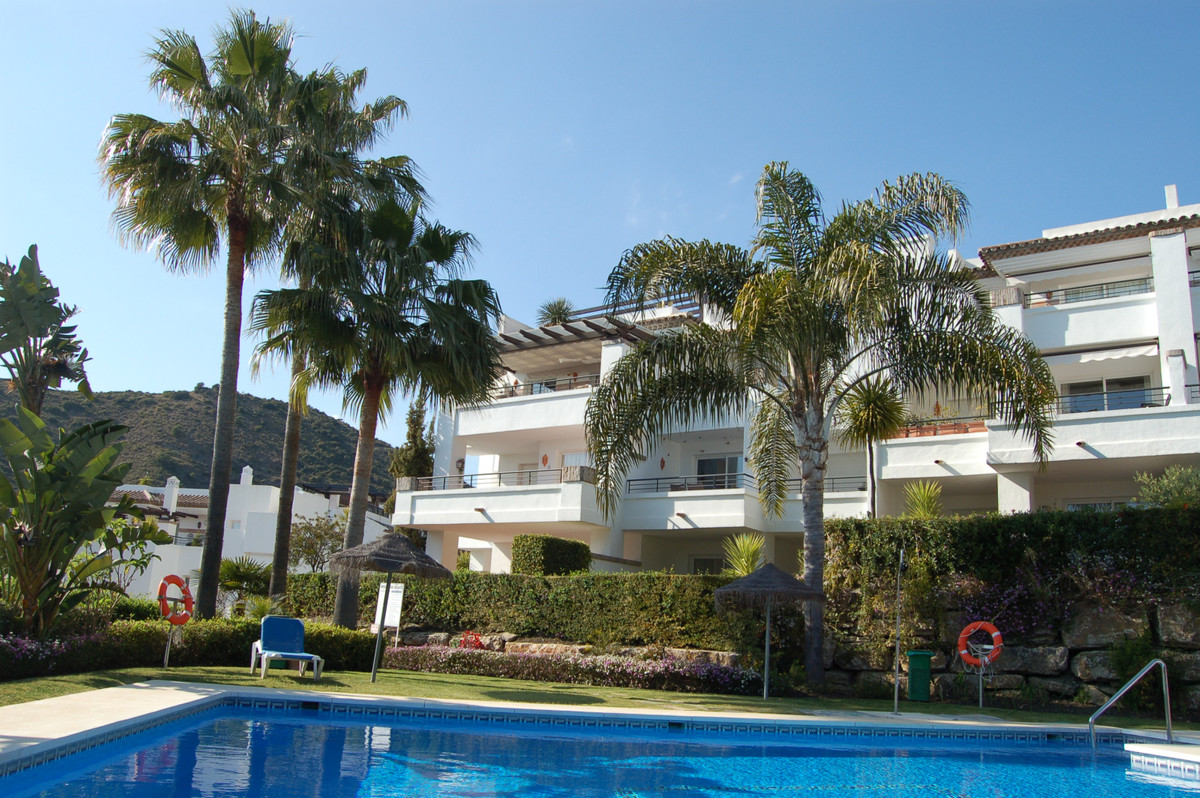 Apartment for sale in Los Arqueros - Benahavis Apartment - TMRO-R3198775