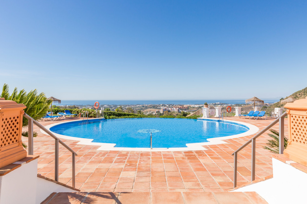 Apartment for sale in Los Arqueros - Benahavis Apartment - TMRO-R3442936
