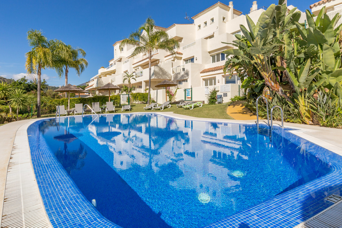 This large apartment offers excellent accommodation, location and views. Either for private use or r,Spain