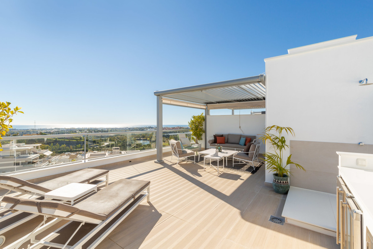 Avalon is the newest development in Los Arqueros Golf, with panoramic sea views from the south facin,Spain