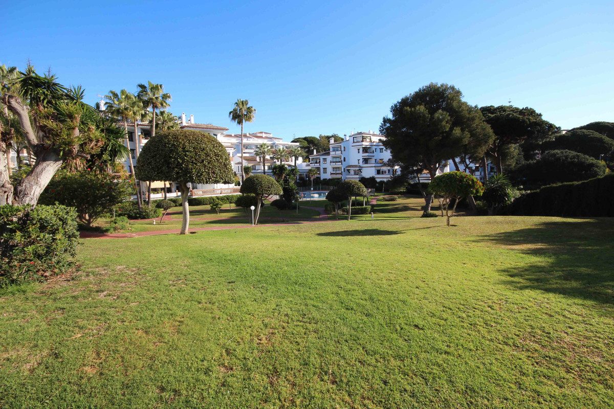 A beautiful apartment located only few metres from the sandy beach of Mijas Costa in a nice quiet ar, Spain