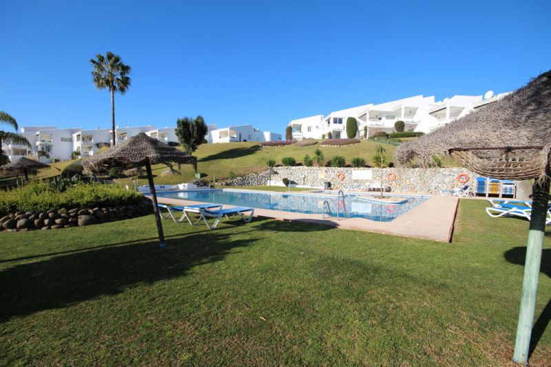 This property is perfect located for those people want to be front line golf. the communal area is v, Spain