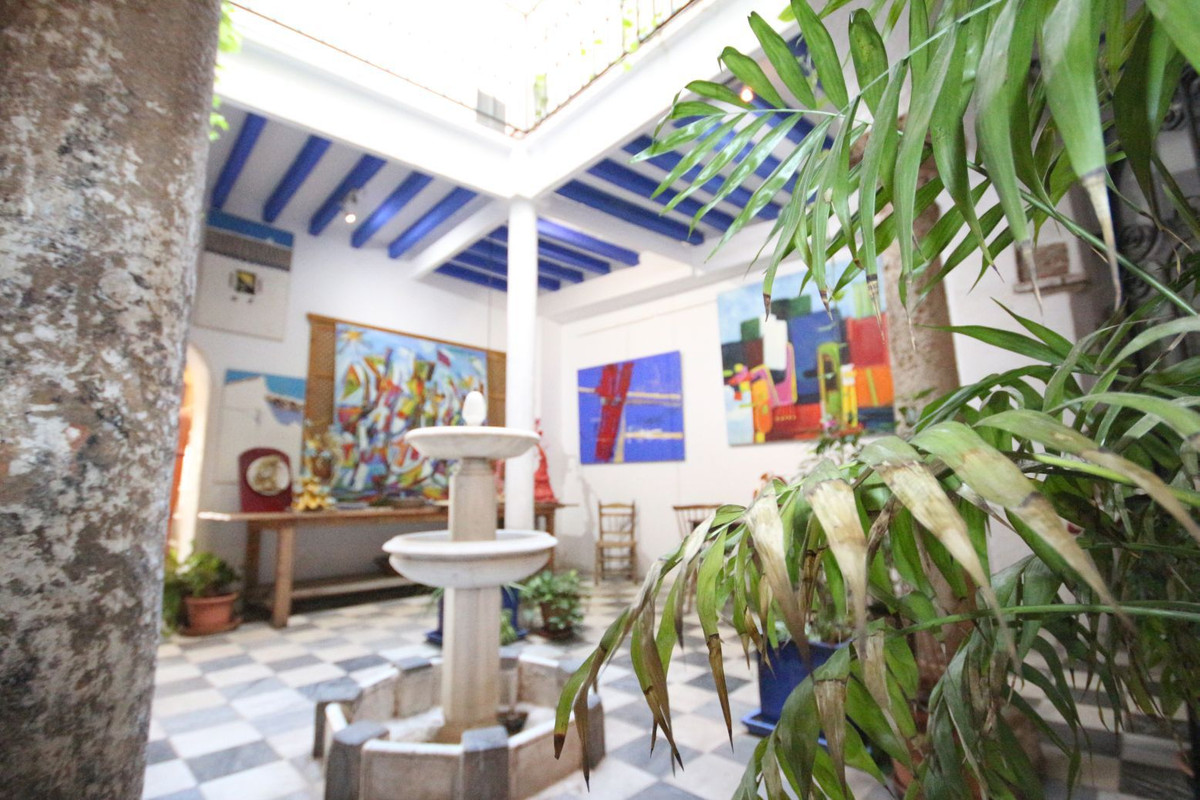 An excellent opportunity if not the best investment in Marbella town. Absolutely adorable, but needs,Spain