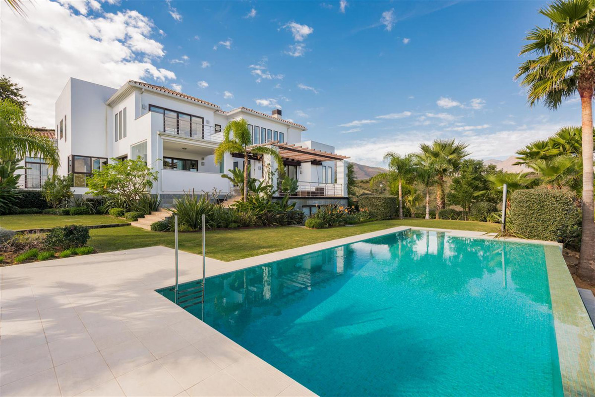 ***RESERVED***Stunning, contemporary 4 bedroom 3 bathroom home at La Cala Golf Resort, with great op, Spain