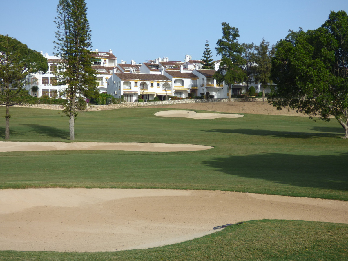 RESERVED. Probably the best 2 bed, 2 bath front line golf townhouse on Mijas Golf on the market at t, Spain
