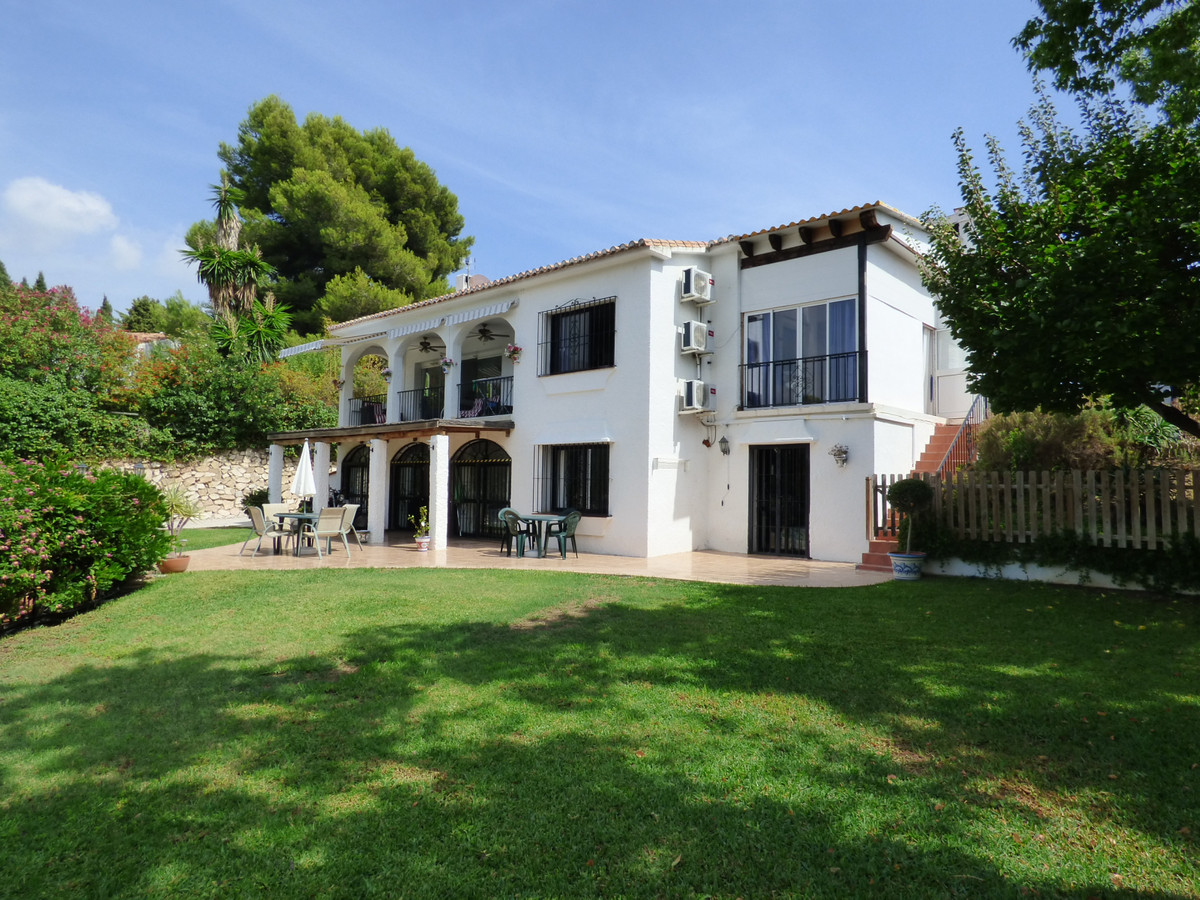 This is a very spacious villa which has been separated into the private owners accommodation, 2 comp,Spain