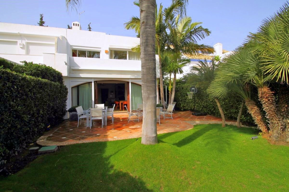 Semi Detached Villa for sale in Guadalmina Baja - San Pedro de Alcantara Semi Detached Villa - TMRO-R2860913