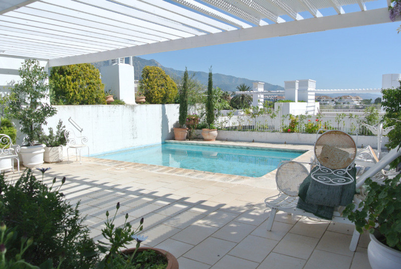 Marbella Golden Mile Penthouse for Sale