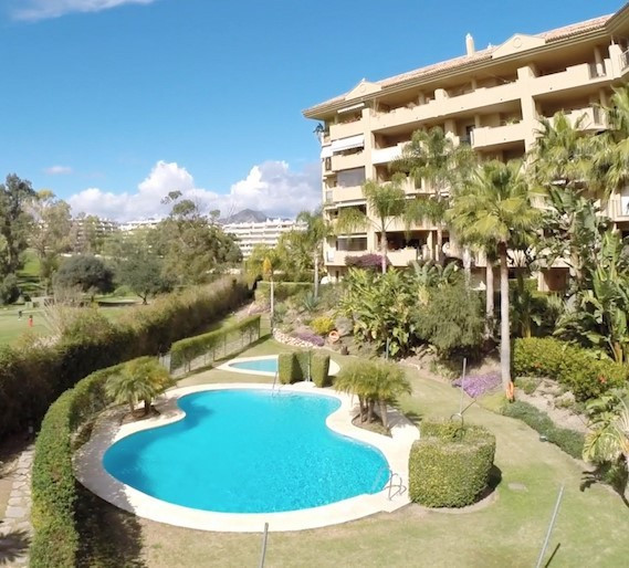 Apartment for sale in Guadalmina Alta - San Pedro de Alcantara Apartment - TMRO-R3103355