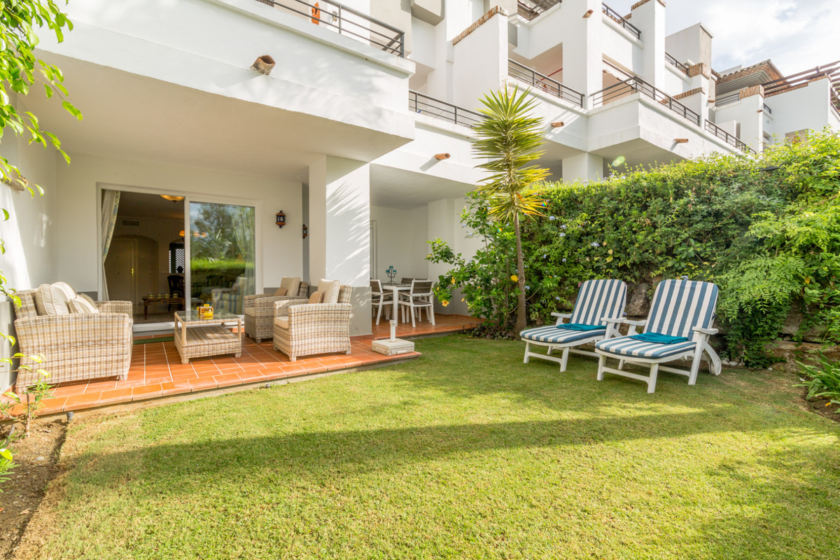 Ground Floor Apartment for sale in Los Arqueros - Benahavis Ground Floor Apartment - TMRO-R3260287