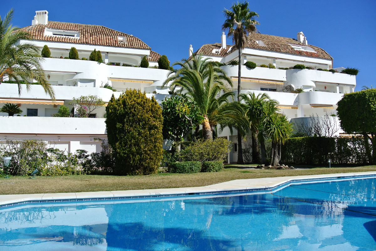 Apartment for sale in Marbella Golden Mile - Marbella Golden Mile Apartment - TMRO-R2282834