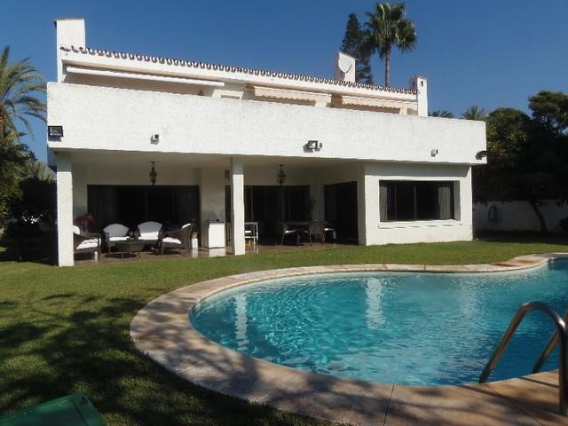 Los Monteros Villa for Sale