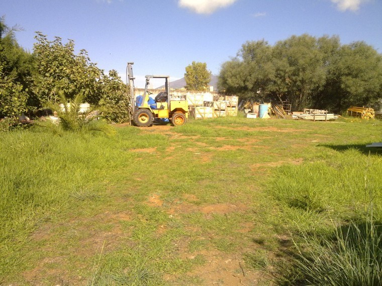 Plot for sale in San Pedro de Alcantara - San Pedro de Alcantara Plot - TMRO-R3104438