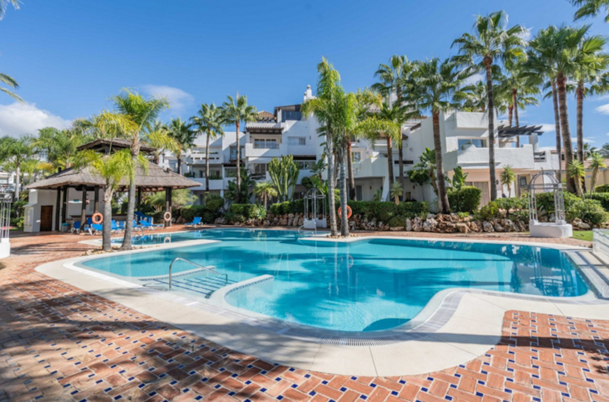 Luxurious apartment is located in an unbeatable area right next to the luxury hotel Guadalpin Banus.,Spain