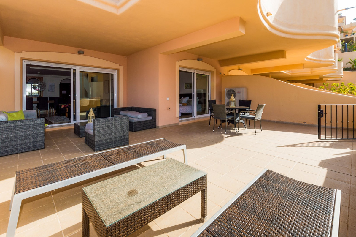 Ground floor apartment with 2 bedrooms and 2 bathrooms, in Nueva Andalucia, Marbella The property co, Spain