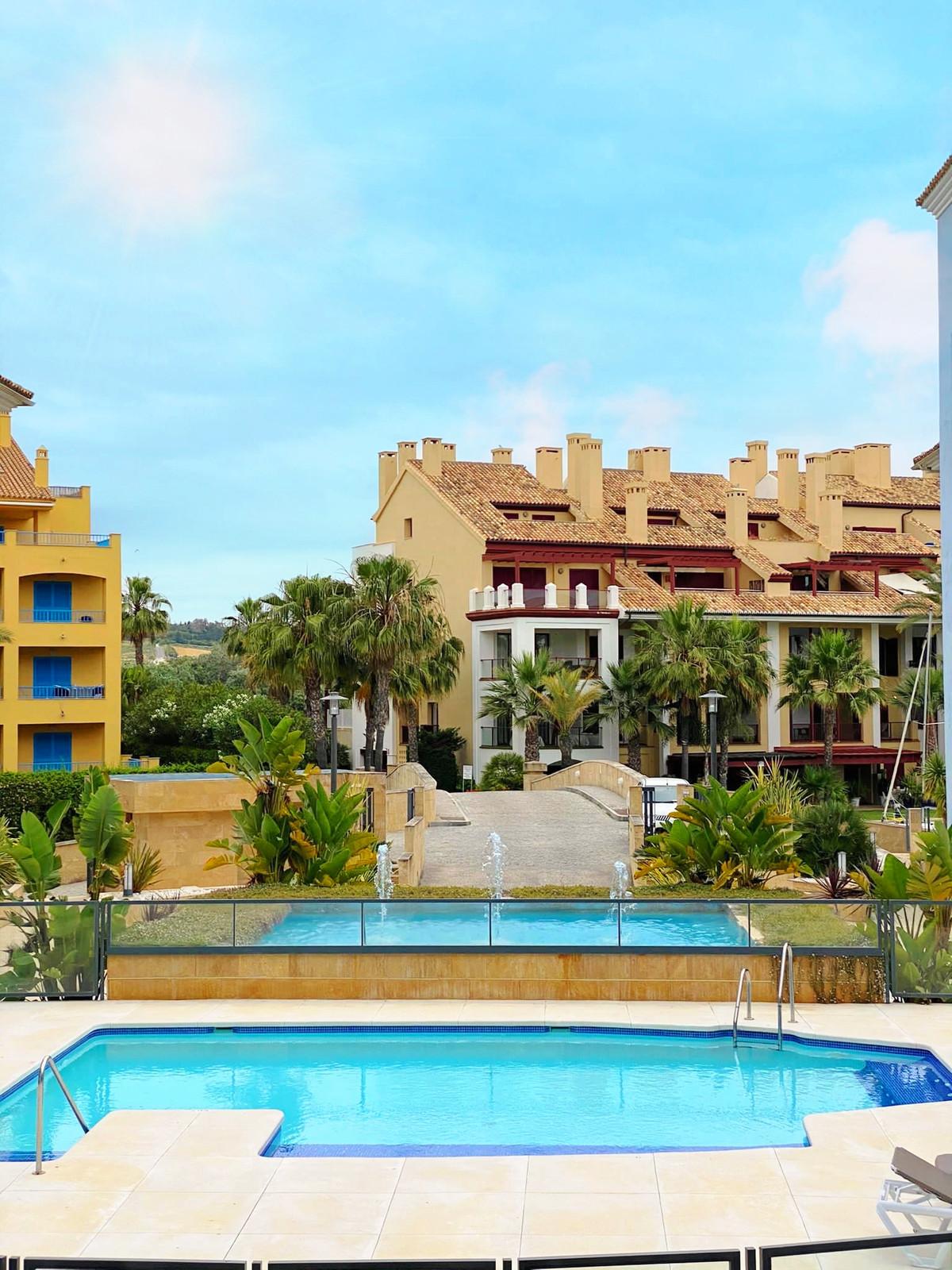 Apartamento Planta Baja en Sotogrande Marina, Costa del Sol