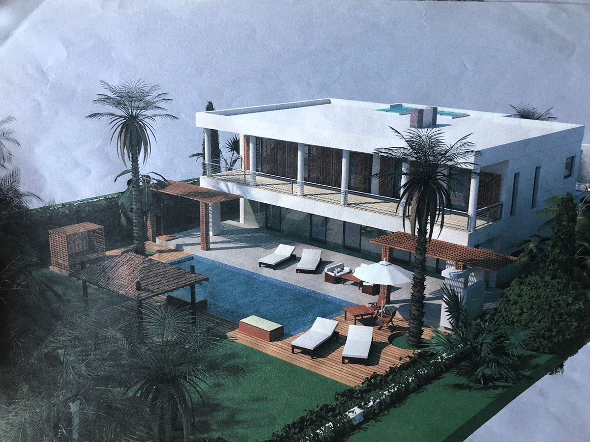 A unique opportunity to build your own home in the Mediterranean, in El Rosario, Marbella! Plot with, Spain