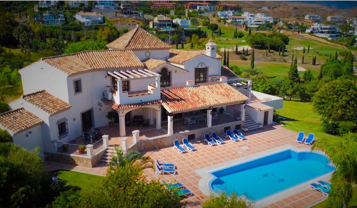 Marbella Banus Villa en Venta en Cancelada – R3739750