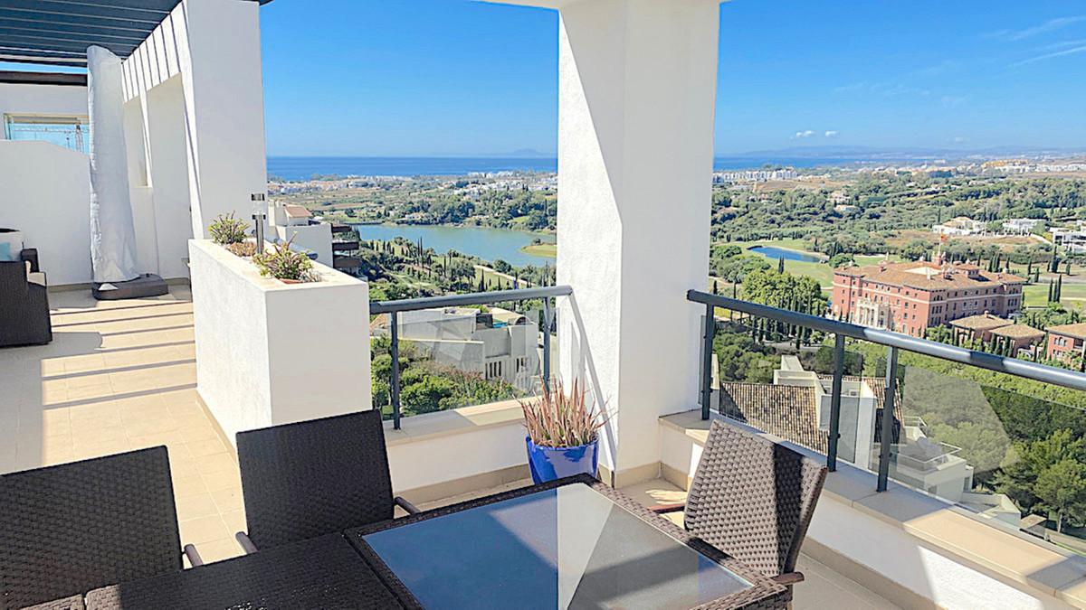 Marbella Banus Ático en venta en Los Flamingos – R3632903