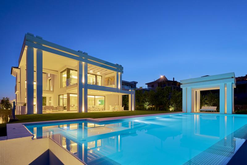 Marbella Banus Villa – Chalet en venta en Los Flamingos – R3552514