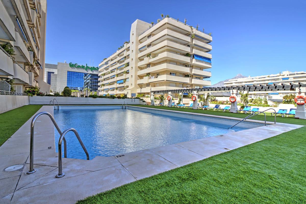 Marbella Banus Apartamento Planta Media en Venta en Puerto Banús – R3515290