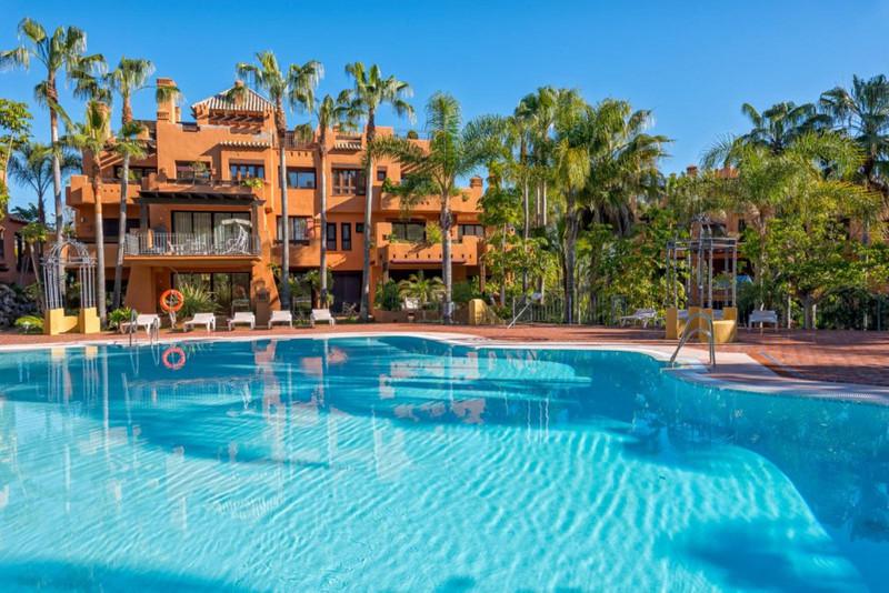 Apartamento Planta Baja en venta, Puerto Banús – R3405751