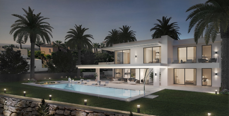 Villas for sale Benahavis 12