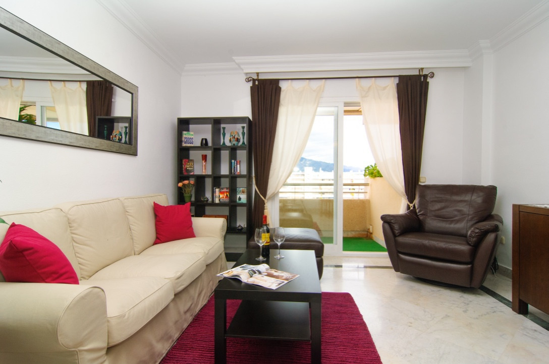 Nice apartment in Marina Banus, in the heart of Puerto Banus. The apartment has fantastic sea views , Spain