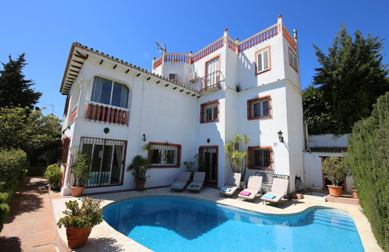 Detached Villa - Puerto Banús - R3425710 - mibgroup.es