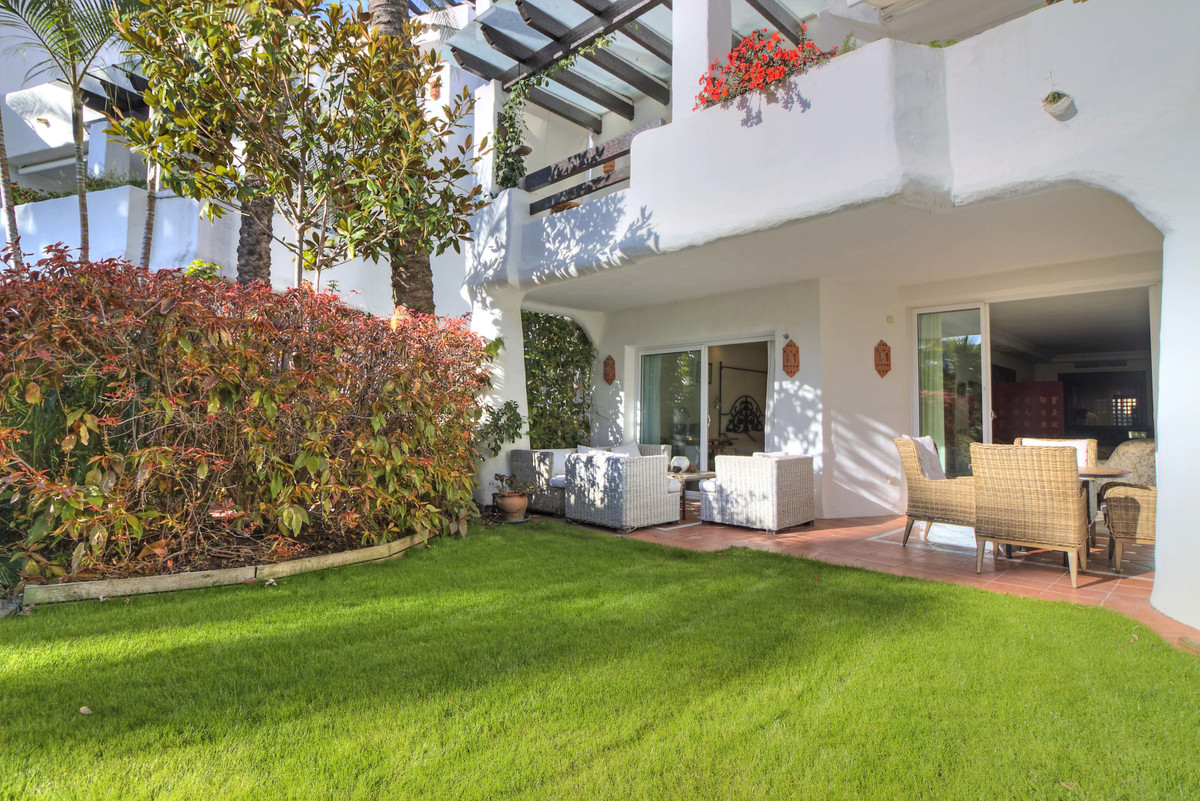 Ventura del Mar is located in Marbella, on the promenade of Puerto Banus and offers an outdoor swimm,Spain
