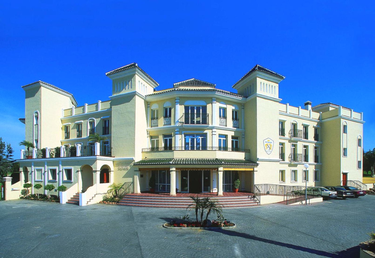 This small hotel is located right next to the 16th fairway of the Mijas los Lagos golf course, and t,Spain