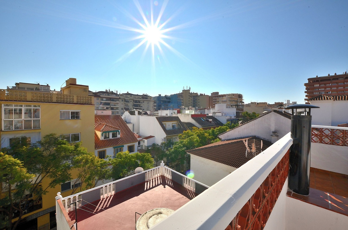Penthouse Til salgs i Los Boliches R3575716