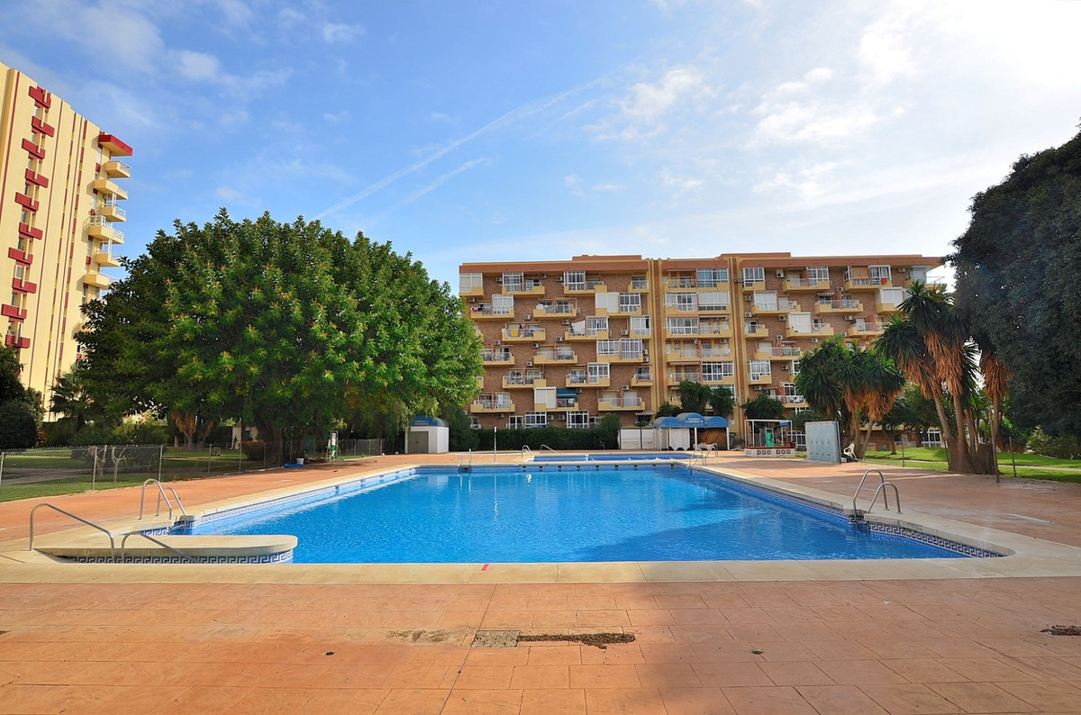 STUDIO located in Arroyo de la Miel (Benalmadena), in a popular complex in the area next to Parque d, Spain