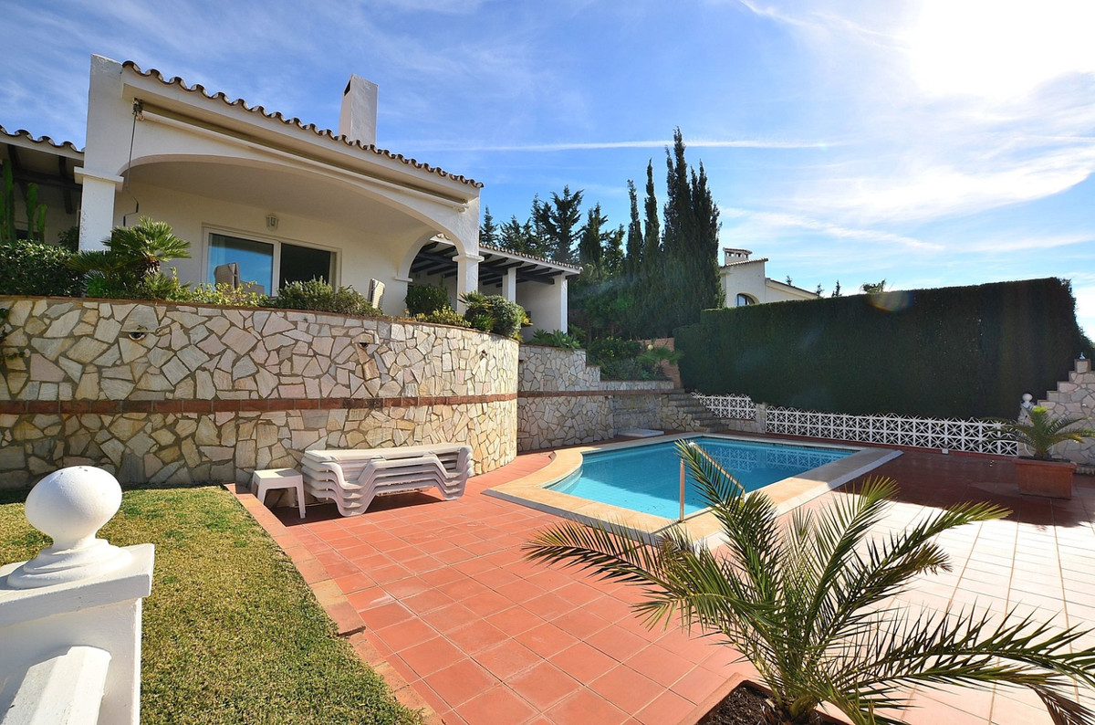 Villa Detached in Benalmadena Costa, Costa del Sol