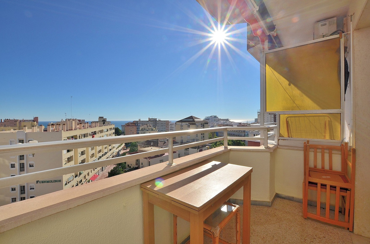 Nice studio with SEA VIEWS located in Torremolinos center.  PRIME LOCATION walking distance to all a,Spain