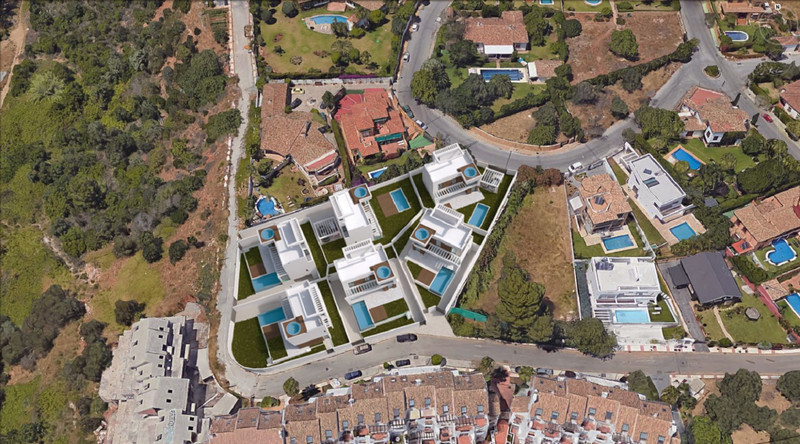 Marbella mooiste appartementen, villa's, huizen, gronden te koop 16
