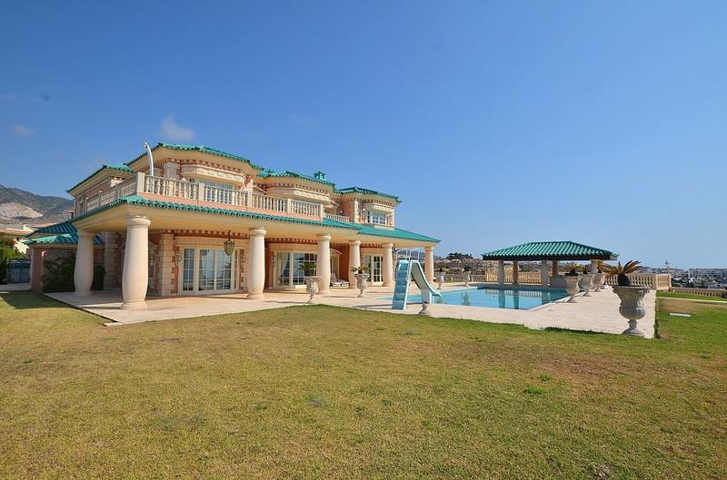 Detached Villa Benalmadena Costa