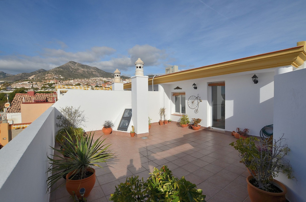 WONDERFUL FULLY RENOVATED PENTHOUSE WITH BEAUTIFUL SEA AND MOUNTAIN VIEWS located in Arroyo de la Mi,Spain