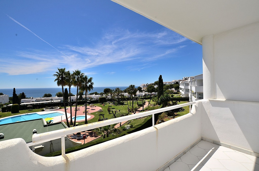 *****RESERVED******  FANTASTIC TOP FLOOR APARTMENT WITH AMAZING SEA VIEWS located in Miraflores (Riv,Spain