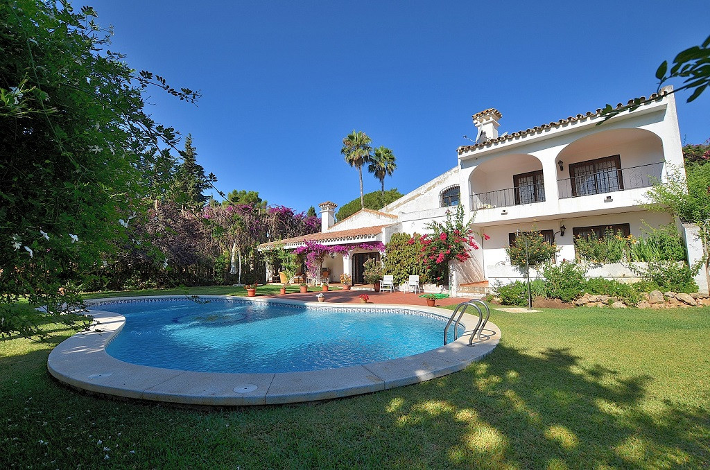 Detached Villa in Campo Mijas R3400477