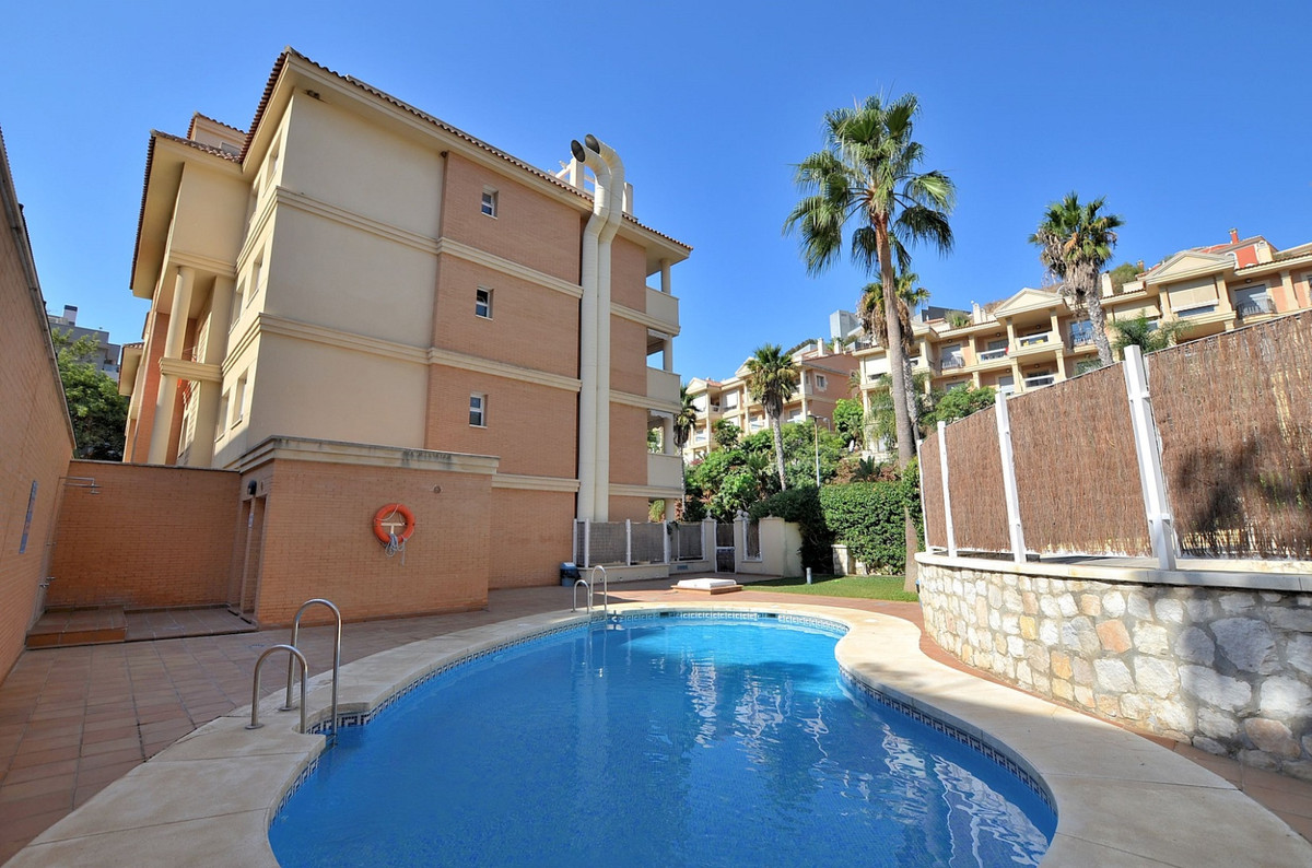 Nice apartment just 200 METRES FROM THE BEACH, located in Torrequebrada (Benalmadena Costa). LARGE W, Spain