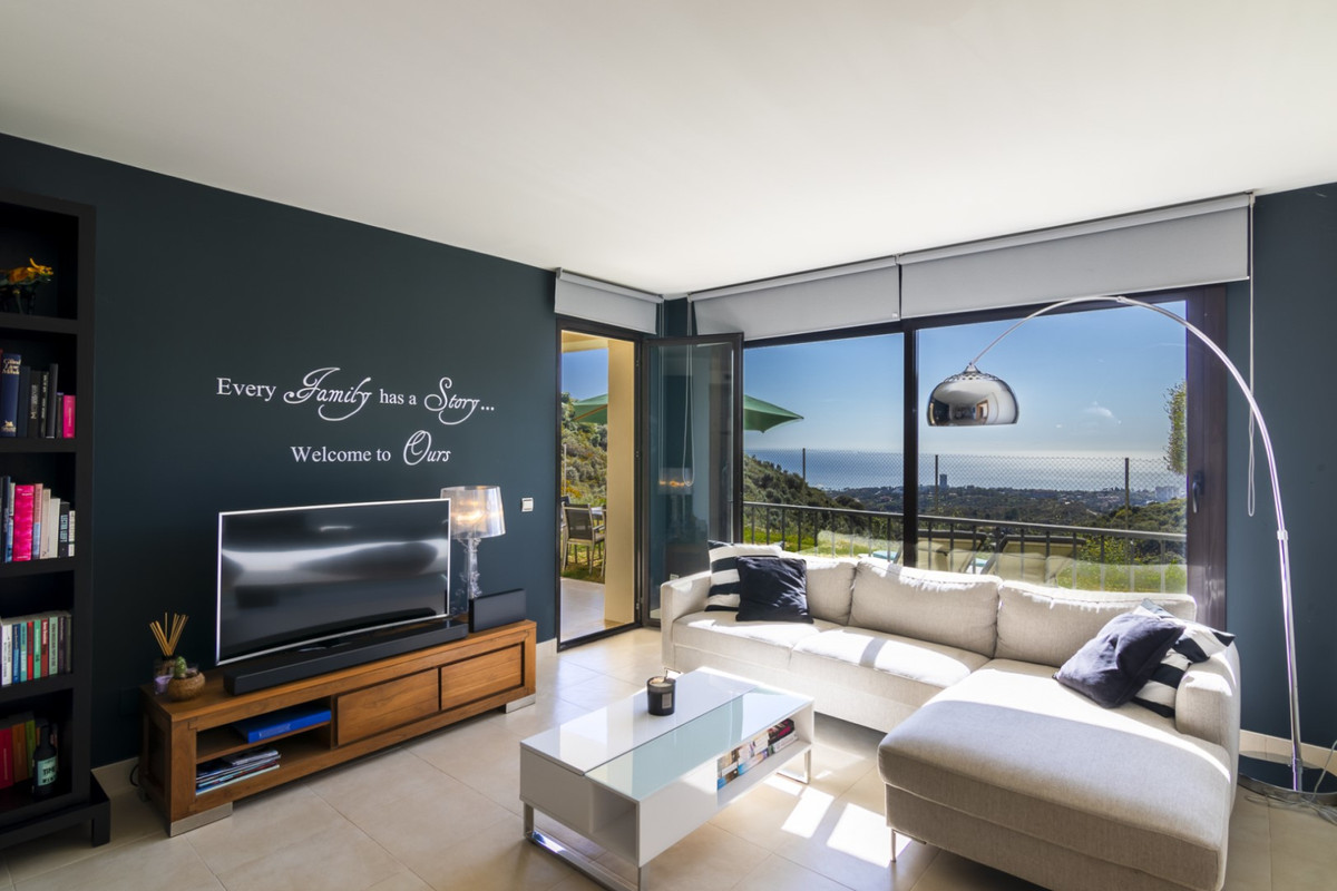 Luxury apartment in Los Monteros Alto Marbella Spacious living rooms, rooms with excellent views and,Spain